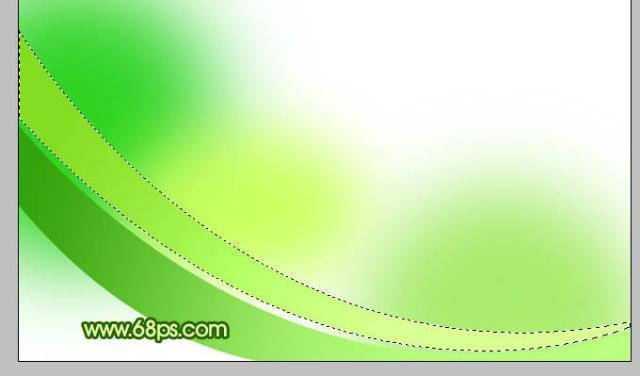 淡绿色渐变背景素材